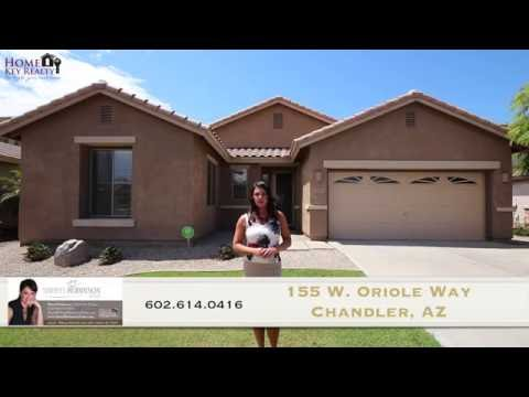 Chandler 3 Bedroom Home Wiith A Pool Sold by Sheryl Robinson - Home Key Realty