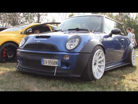 INSANE Mini Cooper S (ROAD LEGAL) | In Depht Tour and Pure ...