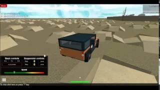 roblox jeep wrangler offroading