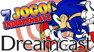Dreamcast - 7 Jogos Indispensáveis