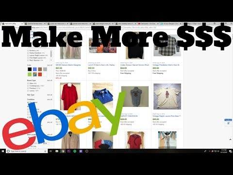 Best Selling Clothing Brands No One Talks About Make More Money On Ebay Youtube