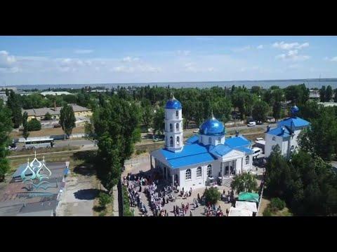 Божественная литургия в храме св.вмч.Ионна Сочавского
