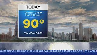 CBS 2 Weather Watch (6AM, July 20, 2017)