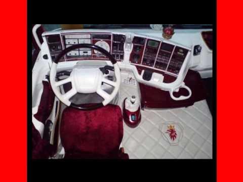 Scania Interiors Clip Youtube