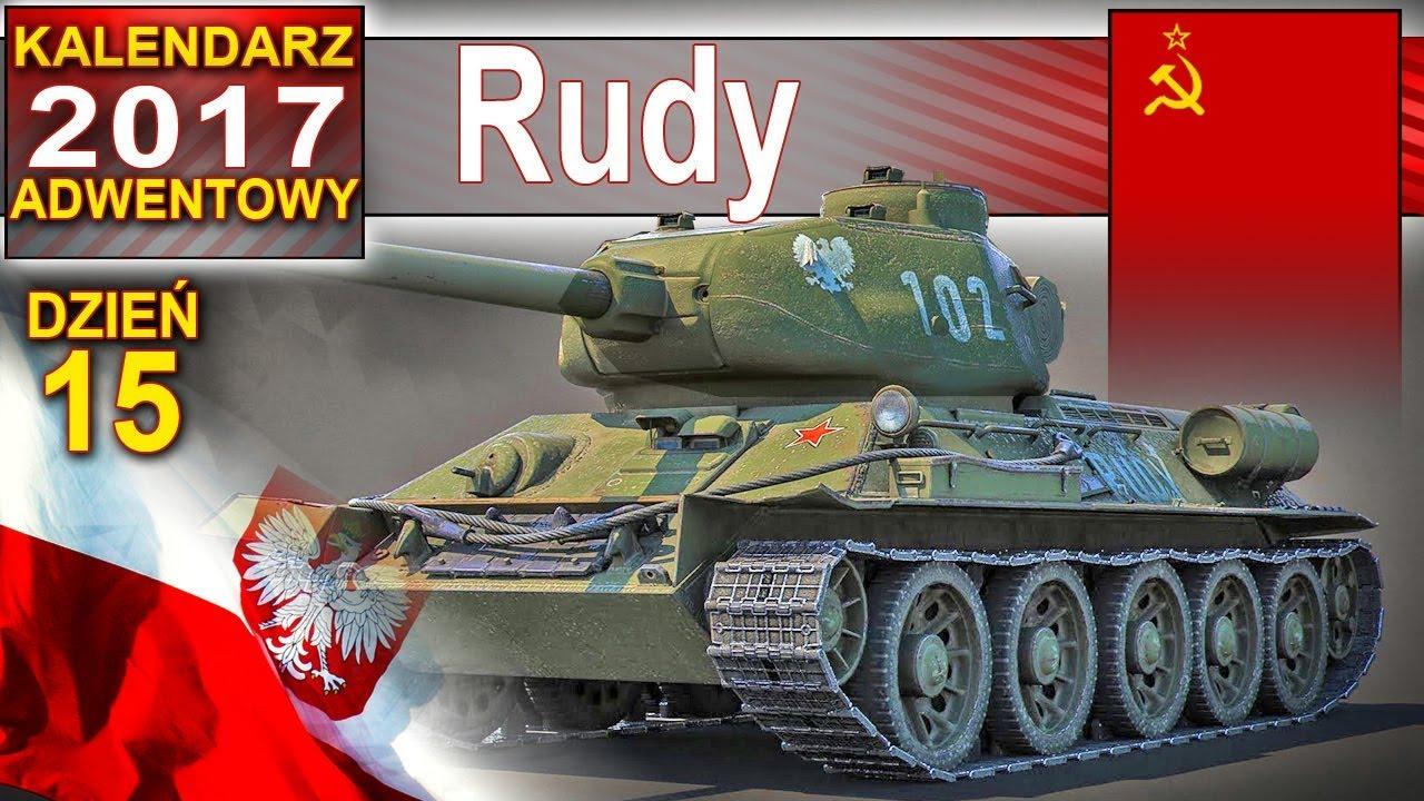 Rudy jedyny taki czołg w World of Tanks
