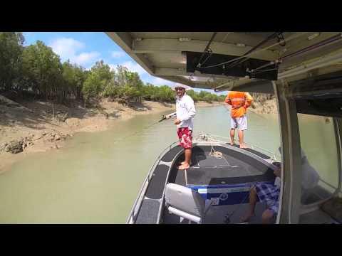 GoPro HD | The Kimberley, Western Australia | Barramundi Fishing
