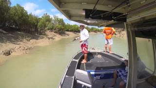 GoPro HD | The Kimberley, Western Australia | Barramundi Fishing