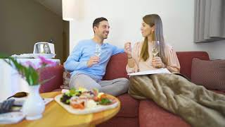 Delizie culinarie in camera vostra