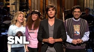vuclip Zac Efron Monologue: Thanks to the Tweens - Saturday Night Live
