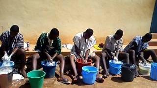 owareans azonto washing