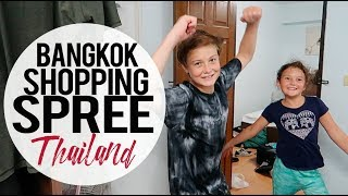 Bangkok Shopping Spree | Last Day in Thailand