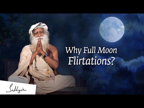 Sadhguru Satsang - Full Moon Flirtations