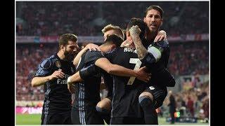 1 GOL DEL REAL MADRID FRENTE ALA JUVENTUS  FINAL UEFA Champions League 2017
