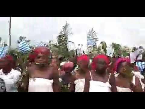 President Paul biya . free our people . strike happening now in Cameroon  22\09\2017 we need freedom