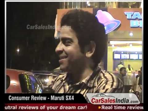 Maruti Suzuki SX4 - Owners Speak!