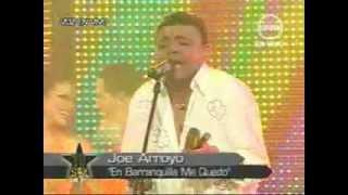 """YO SOY JOE ARROYO """" EN BARRANQUILLA ME QUEDO """" [11/07/12] (1 /10). YO SOY PERU."""