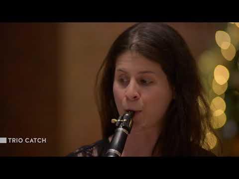 """Trio Catch / Ohrknacker Nr. 8 / Márton Illés """"Drei Aquarelle"""""""