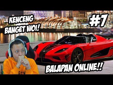BALAPAN ONLINE KOENIGSEGG AGERA RS - FORZA HORIZON 4 INDONESIA #7