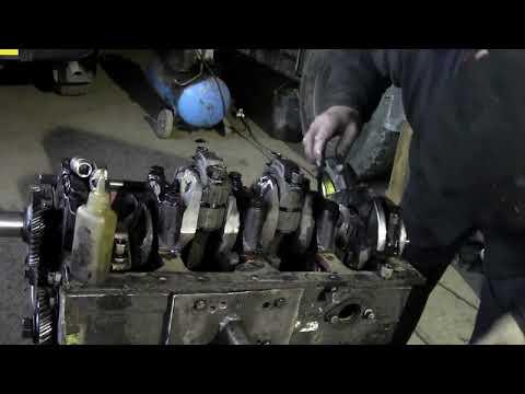 Сборка двигателя д 240 своими руками