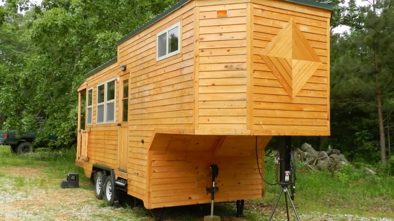 Fifth Wheel Tiny House On Wheels By Mississippi