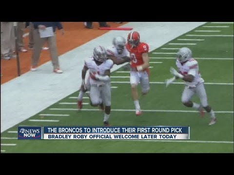 Broncos draft Bradley Roby in 1st round