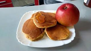 Это лучшее что ты можешь приготовить на завтрак из ЯБЛОК! Без кефира и молока. Яблочные оладьи