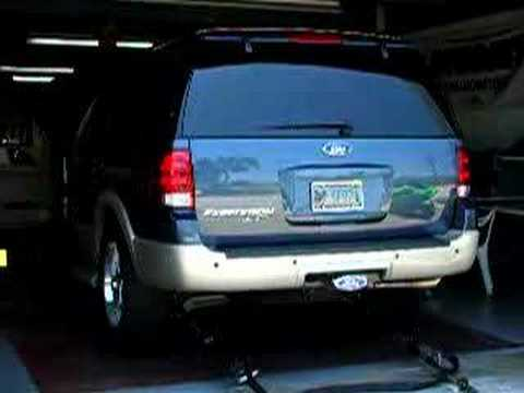 2005 Ford Expedition Dyno Tune 360 Hp Last Tune Youtube
