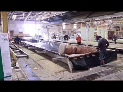 Palm Harbor Homes Austin Factory Tour 2014