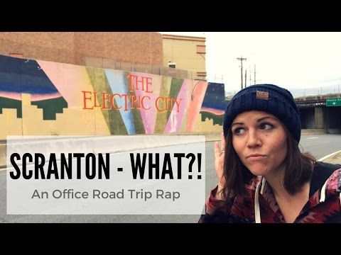 "Scranton, WHAT?! An ""Office"" Road Trip Rap"