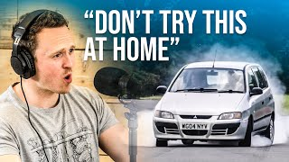 homepage tile video photo for Why You Shouldn't Practice Left-Foot Braking On A Public Road | Your Car Stories