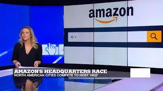 The battle to host Amazon