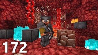 NAJLEPSZA Metoda na Zdobycie NETHERITU!- SnapCraft IV - [172] (Minecraft 1.16)