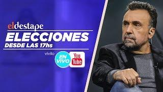 Elecciones Argentina 2019 | Cobertura especial con Roberto Navarro EN VIVO