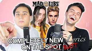 "Baixar Billie Eilish & Justin Bieber - ""Bad Guy"" MadLibs Cover (LIVE ONE-TAKE)"