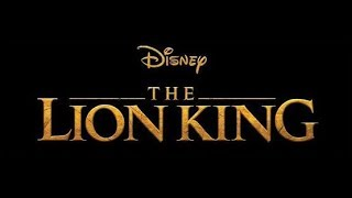 Timon's NEWS FLASH: The Lion King (2019) Full Cast Official by Disney