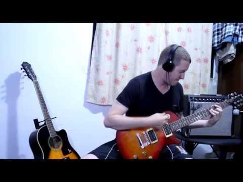 Young Cardinals   Alexisonfire   Alex Bento Cover Guitar