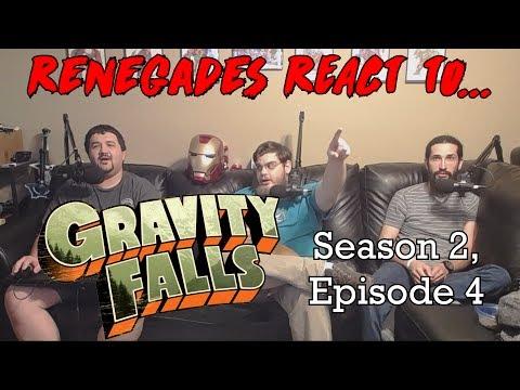 Renegades React to... Gravity Falls - Season 2, Episode 4: Sock Opera