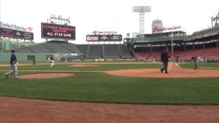 2012 Yawkey Baseball League All-Star Game @ Fenway Park