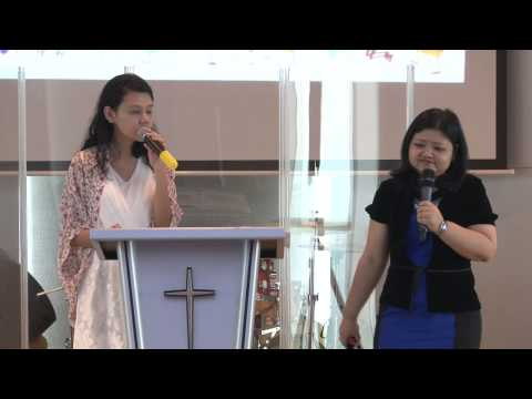 Unity in The body of Christ (Part 1) - Ms. Ria Wahono