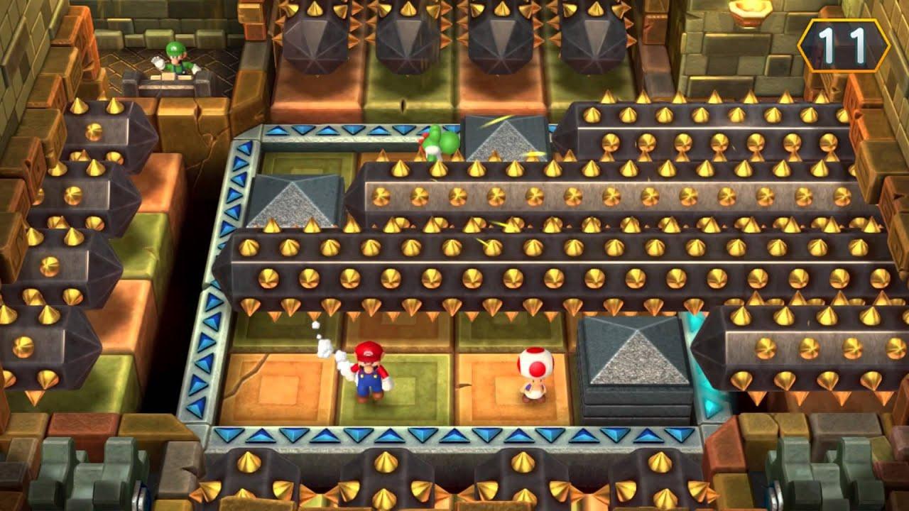 Skewer (obstacle) - Super Mario Wiki, the Mario encyclopedia