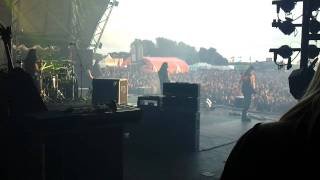 hal watching morbid angel from the main stage (bloodstock 2011) Thumbnail