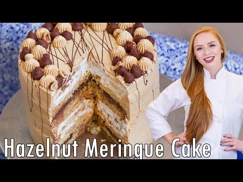 EPIC CAKES: Hazelnut Meringue Cake