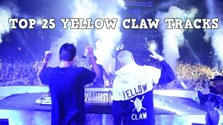 [Top 25] Best Yellow Claw Tracks [2016]