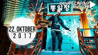TOP 20 Deutschrap CHARTS | 22. Oktober 2017