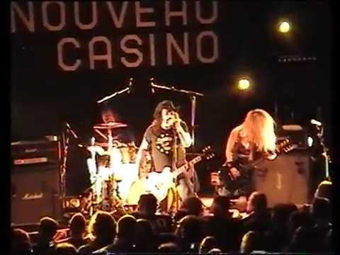 NASHVILLE PUSSY   2009 06 18   live @ Nouveau Casino, Paris, France   76min26 HI8 MASTER