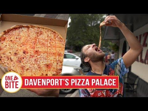 Barstool Pizza Review - Davenport's Pizza Palace (Birmingham, AL)