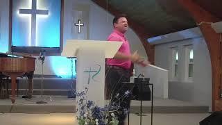 Randleman Church of God 8-29 PM Service