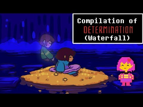 Compilation of Determination (Waterfall)