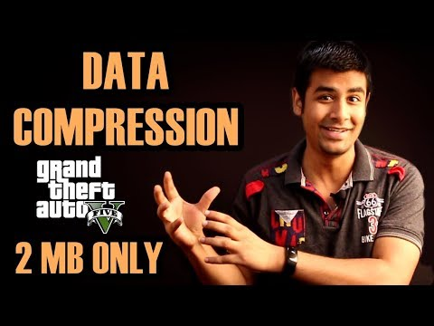 HIGHLY COMPRESSED GAMES REALITY | DATA COMPRESSION EXPLAINED