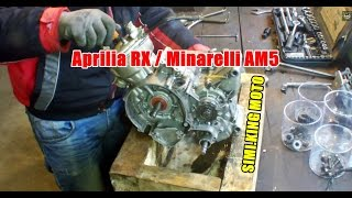 minarelli am5 am6 sztszerels disassembly rastavjenje simi king